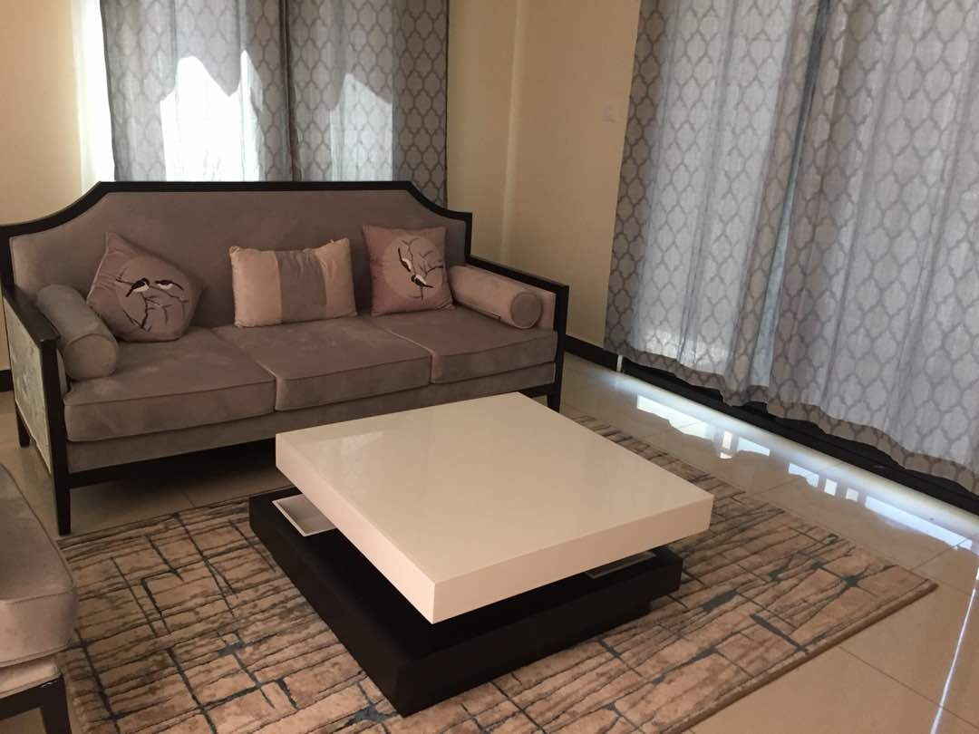 Furnished two bedrooms apartment for rent in kotu for short and long term