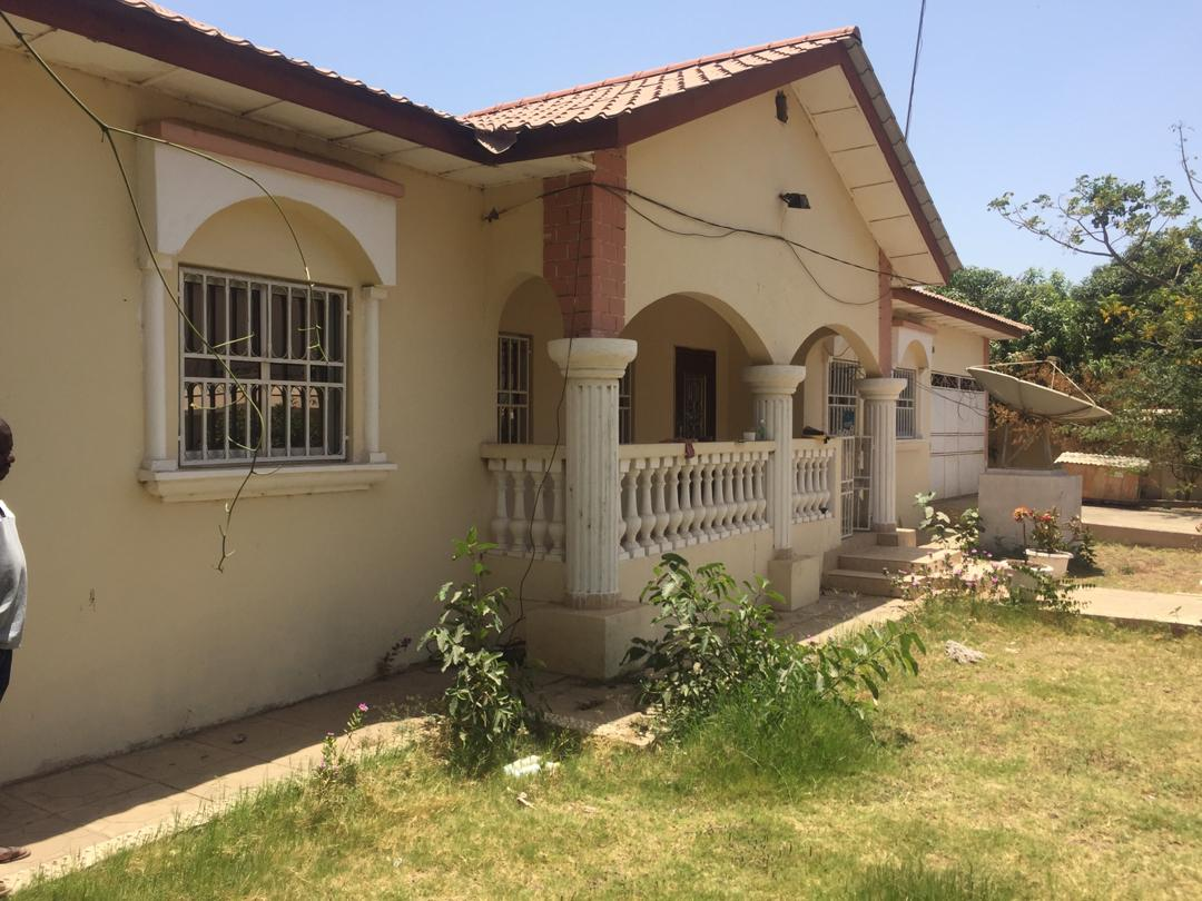 Partly furnished Four bedrooms House at Sukuta