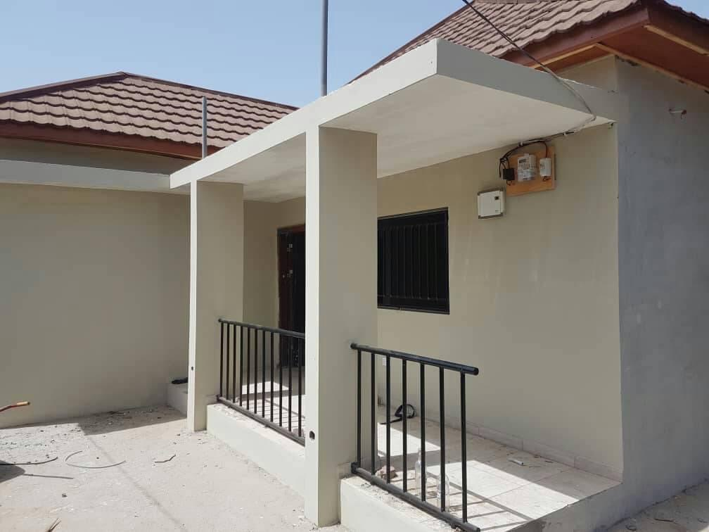 newly three bedrooms house for sale at bijilo for D4.5million