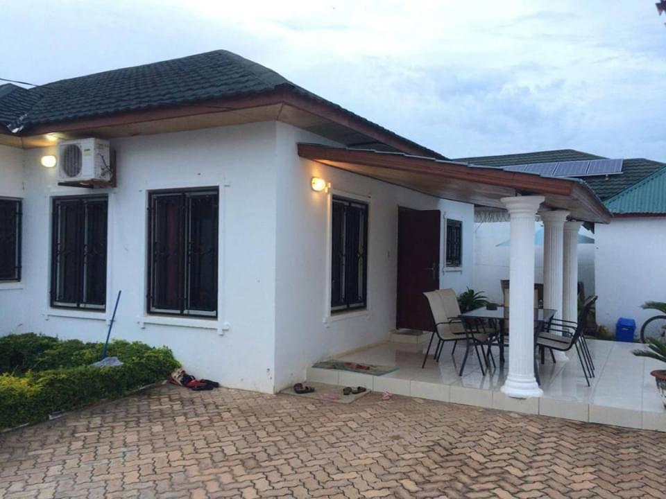 THREE BEDROOMS HOUSE LOCATED AT TRANQUIL FOR SALE AT D4.8MILLION