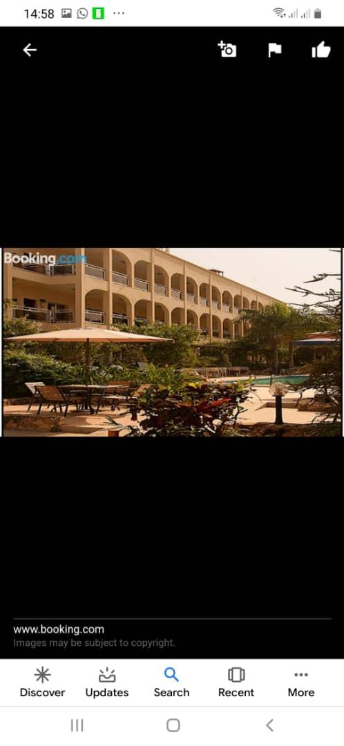 HOTEL  FOR SALE AT SENEGAMBIA