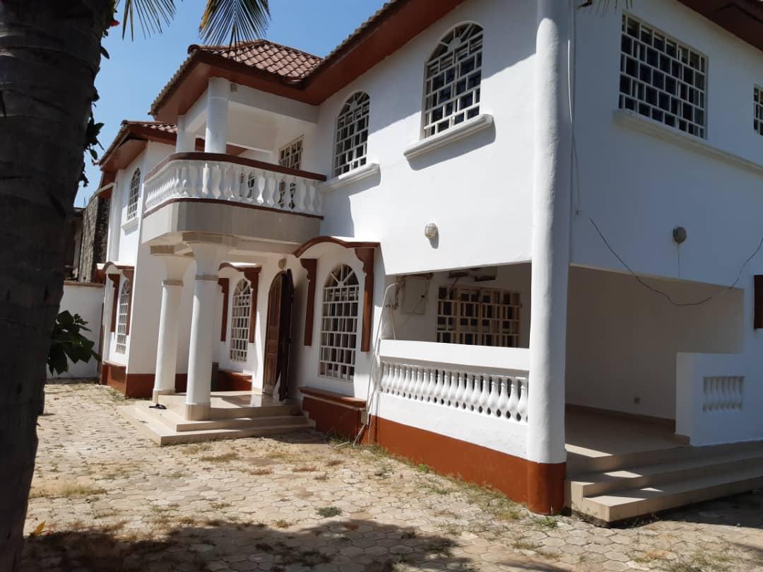 FIVE BEDROOMS MANSION FOR SALE AT BIJILO