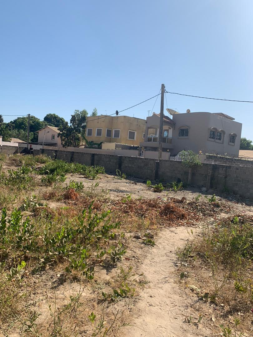 PLOT OF LAND FOR SALE AT BIJILO 20 X 23 METERS FOR D1,500,000