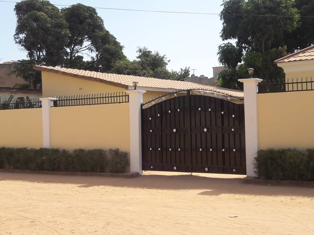 FOUR BEDROOMS HOUSE FOR SALE AT KOTU/MANJAI FEW METERS FROM THE HIGHWAY