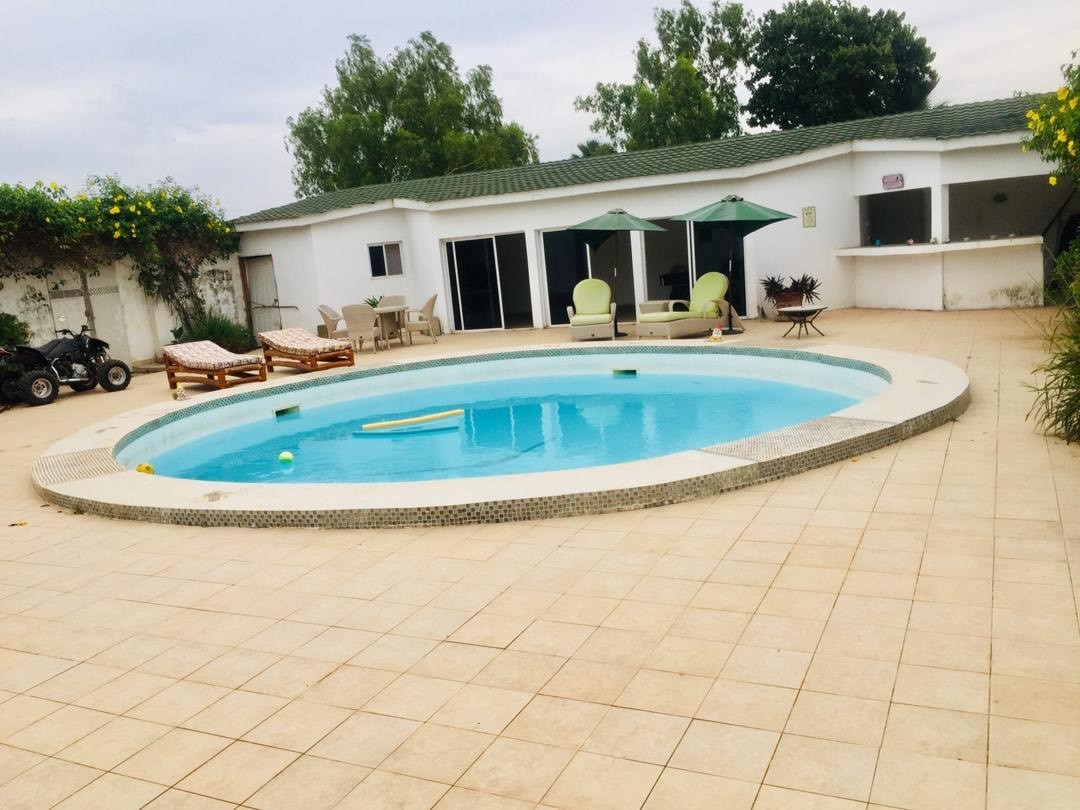 3 Bedroom property with swimming pool at Sukuta for sale