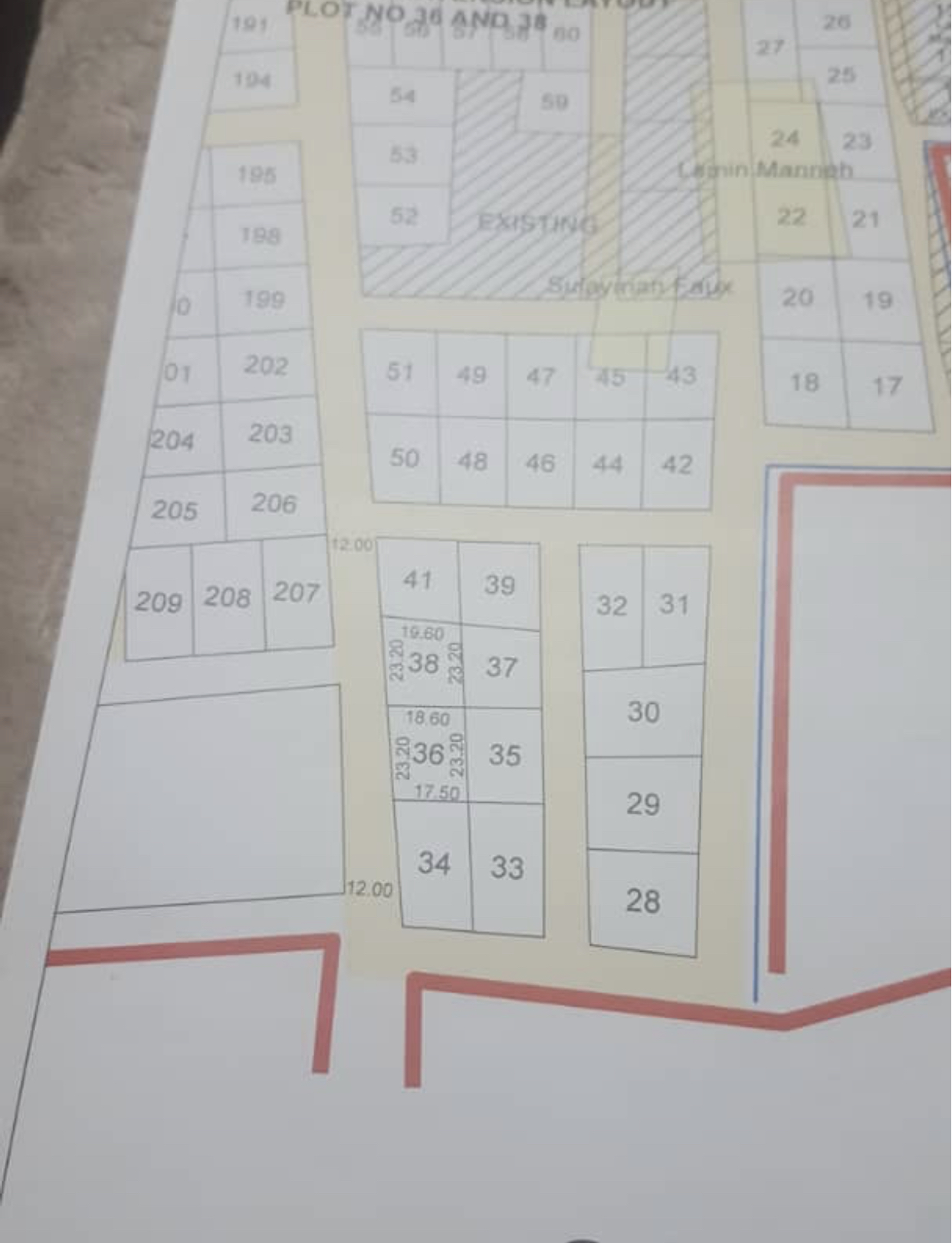 Double Plots of land for sale at salagi with electricity and water