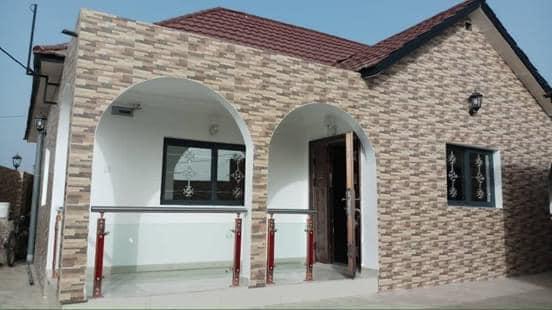 4 bedrooms furnished compound with boys quarter at jabang for sale D4million