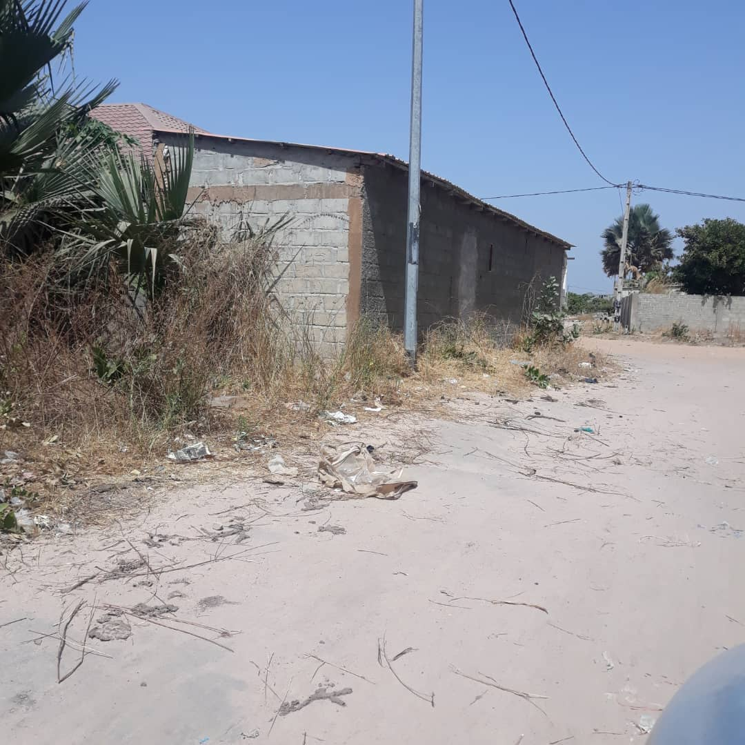 Empty land for sale at Brusubi phase 1 measuring 15 x 25 meters