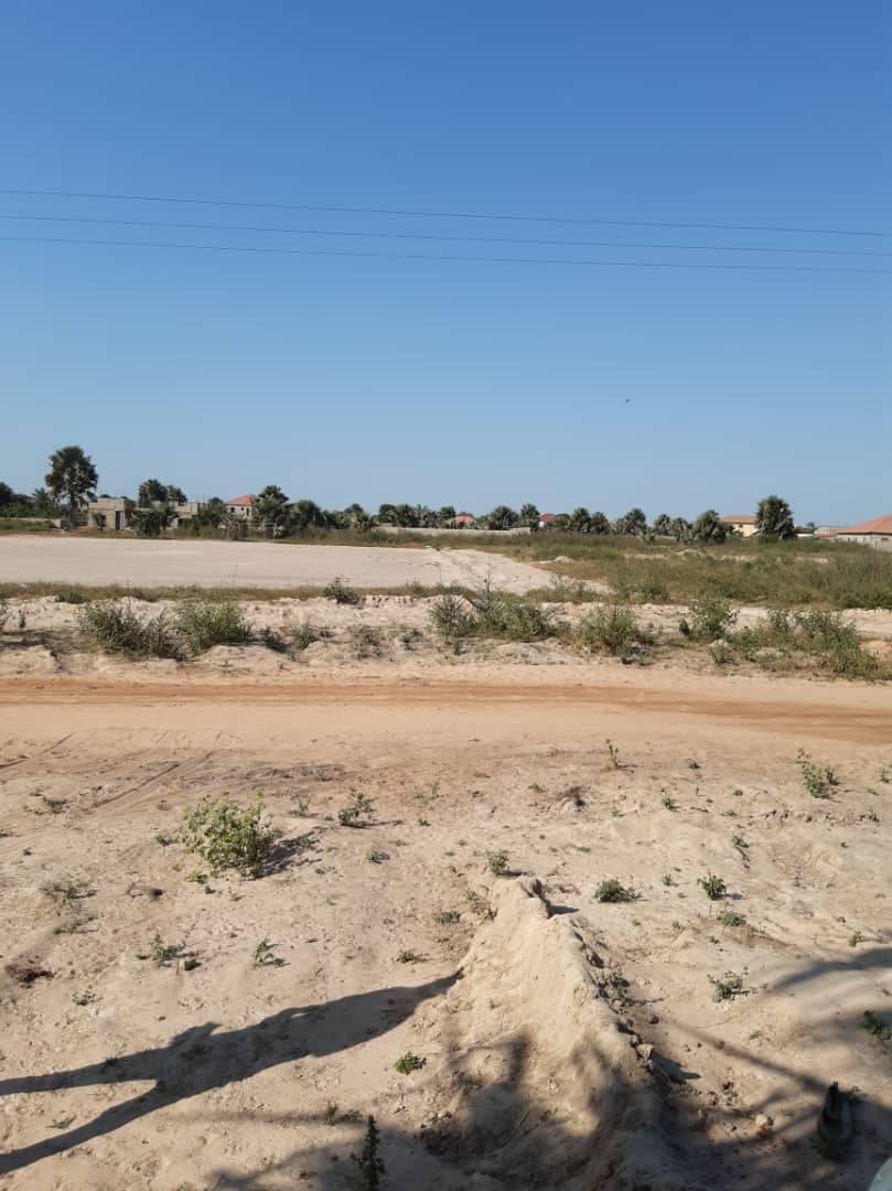 Empty land for sale at JABANG  Plot Size: 20m×25m Price: D550,000