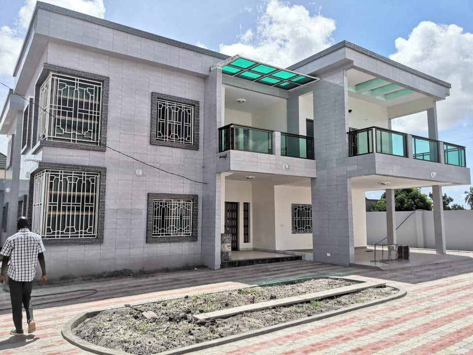 NEWLY BUILT 5 BEDROOMS HOUSE FOR SALE AT JABANG