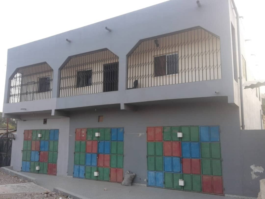 Commercial property on the highway for sale