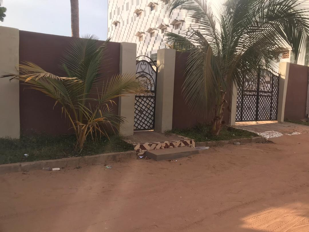 THREE BEDROOMS HOUSE FOR RENT AT FAJARA FOR D250,000 PER YEAR WITH BOYS QUARTER