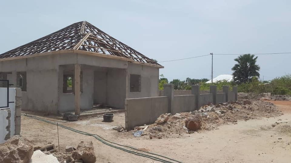 THREE BEDROOMS HOUSING PROJECT FOR JUST 6 MONTH DURATION