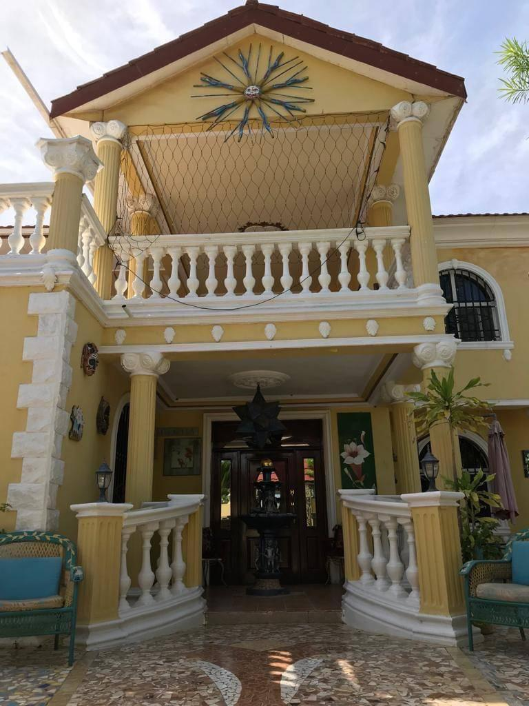 9 bedrooms storey building house for sale at AU Villas at Brufut with swimming pool