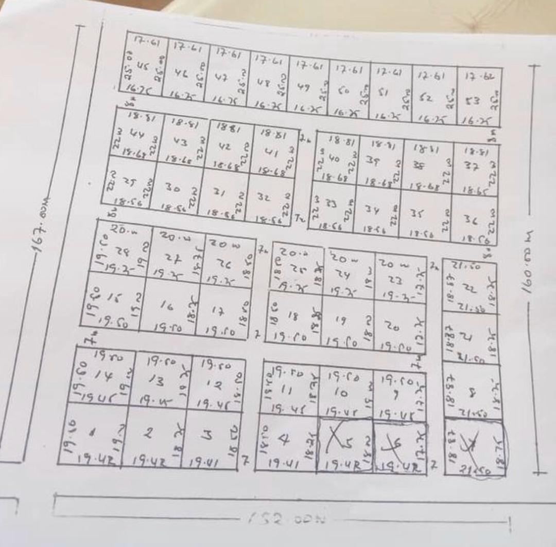 48 LEASED EMPTY PLOTS OF LAND AVAILABLE  FOR SALE AT SUKUTA FEW METERS FROM THE HIGHWAY WITH DIFFERNT SIZES PRICE D750,000 WITH NEGOTIATION IT CAN BE USE AS A GUEST HOUSES OR RENTAL APARTMENT FOR SHORT AND LONG TERM STAY