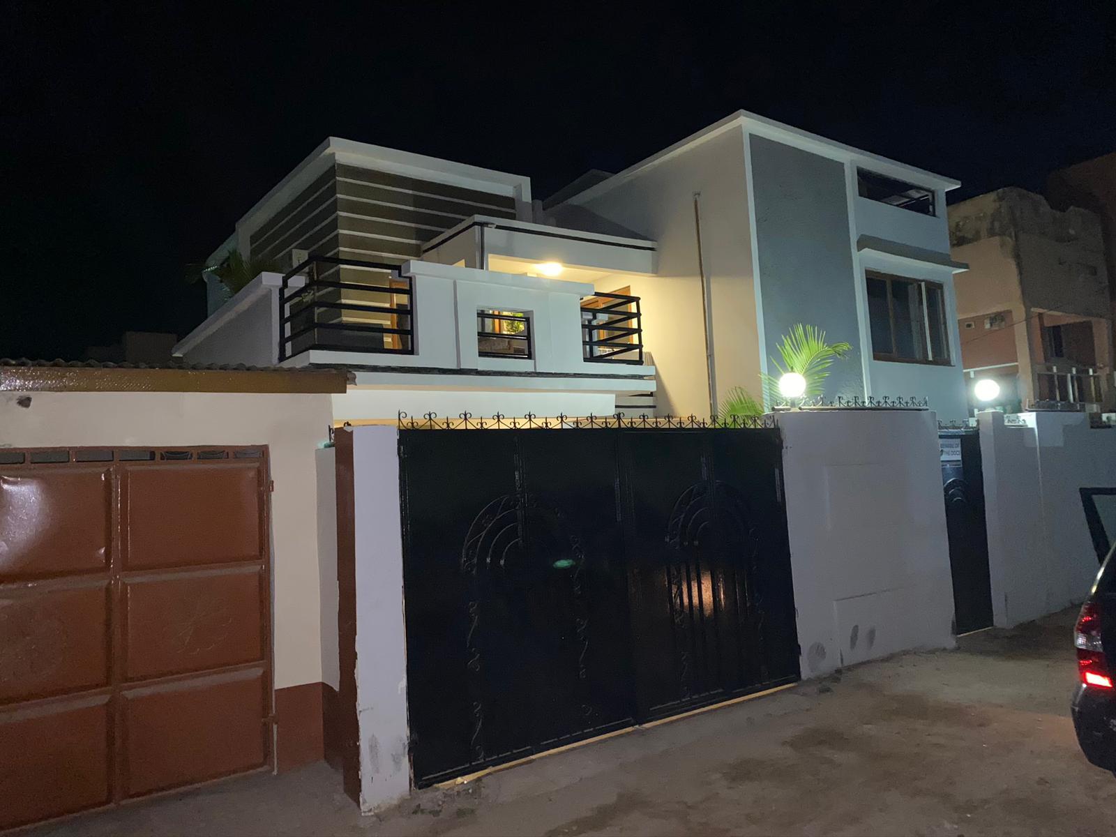 4 bedrooms furnished house for rent at kotu