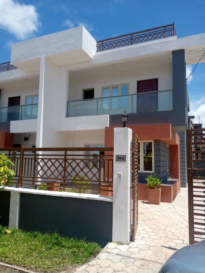 two bedrooms house for rent at Baraka estate in Bakoteh D40,000 per month